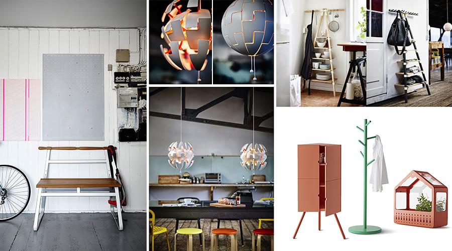 Cerca de 200 pessoas trabalharam no projeto da coleção PS 2014 da Ikea e dos 150 produtos propostos, cerca de 50 sobreviveram e foram considerados relevantes para o estilo de vida nômade