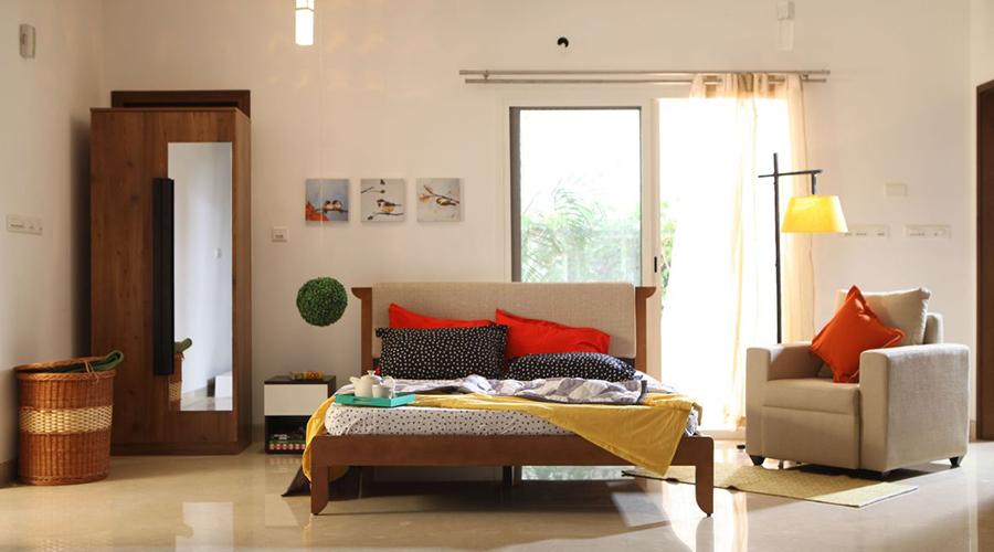 A Furlenco aluga conjuntos de móveis e equipamentos, prometendo a ideia de uma casa rápida, fácil e acessível, mediante uma assinatura mensal