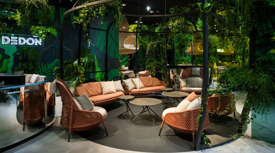 Os espaços da área externa devem ter o mesmo conforto, flexibilidade e padrões de design que podemos encontrar dentro de nossas casas