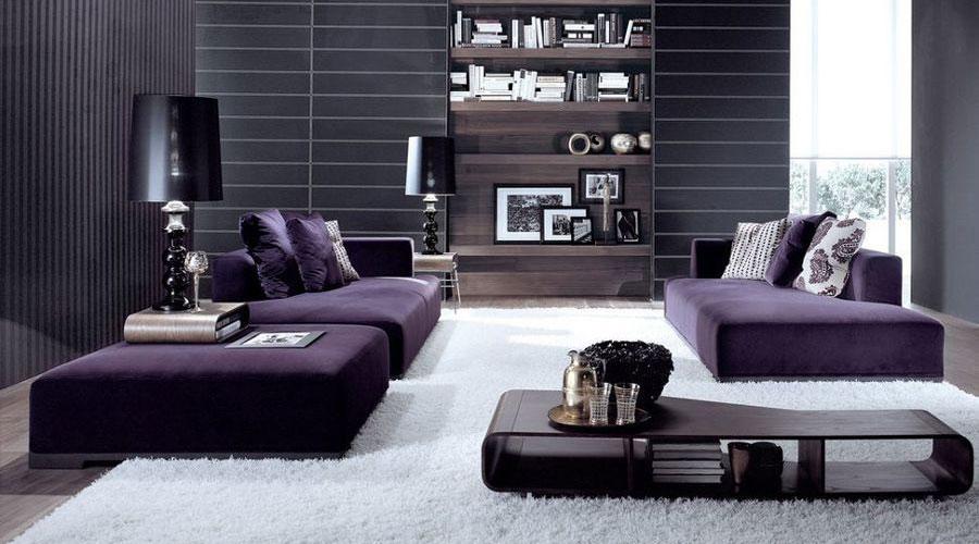 Segundo a Pantone, Ultra Violet é uma cor que pode levar a muitas direções, seja de tradição e elegância ou ousadia inesperada