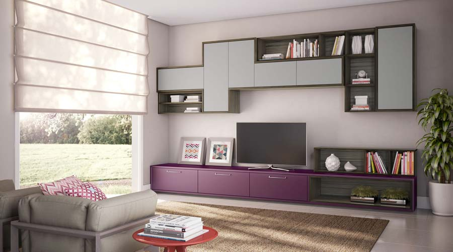 Dentro do setor moveleiro você encontra diferentes opções de painéis de madeira, fitas de borda e acabamentos para composições com a cor do ano