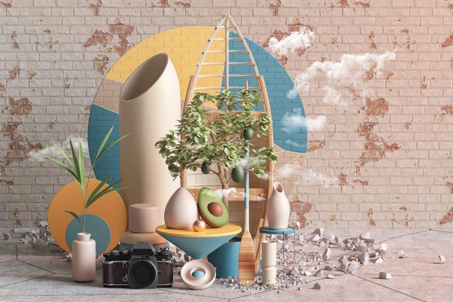 O amarelo-mostarda está mais vivo do que nunca! É hora de dar um sabor especial à decoração, de pequenos detalhes e móveis a paredes inteiras