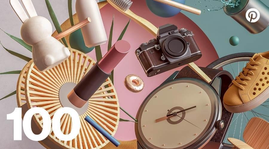 """Pinterest lista 100 tendências para 2019. Trends foram divididos em dez temas principais, com o objetivo de mostrar o que promete """"bombar"""""""
