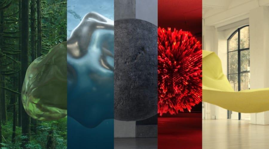 WGSN x Coloro apresentam as cinco cores principais para o S / S 21, explorando uma visão moderna da psicologia das cores