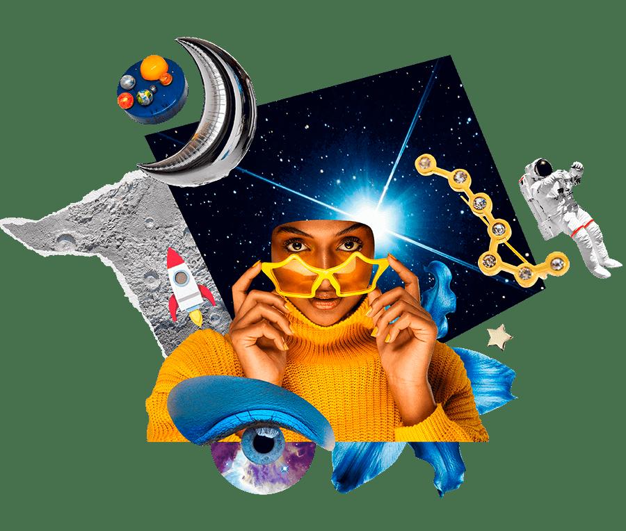 Segundo o Pinterest Trends, 2020 traz ainda um novo tipo de corrida espacial