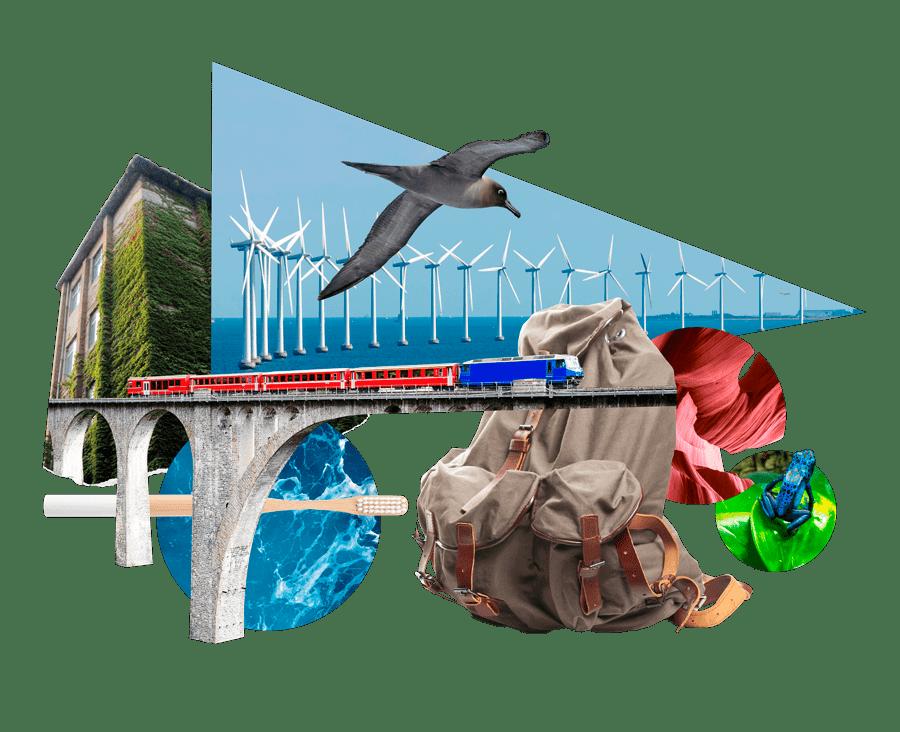 Como vários setores, o turismo também enfrenta uma encruzilhada ecologicamente consciente em 2020, aponta o Pinterest