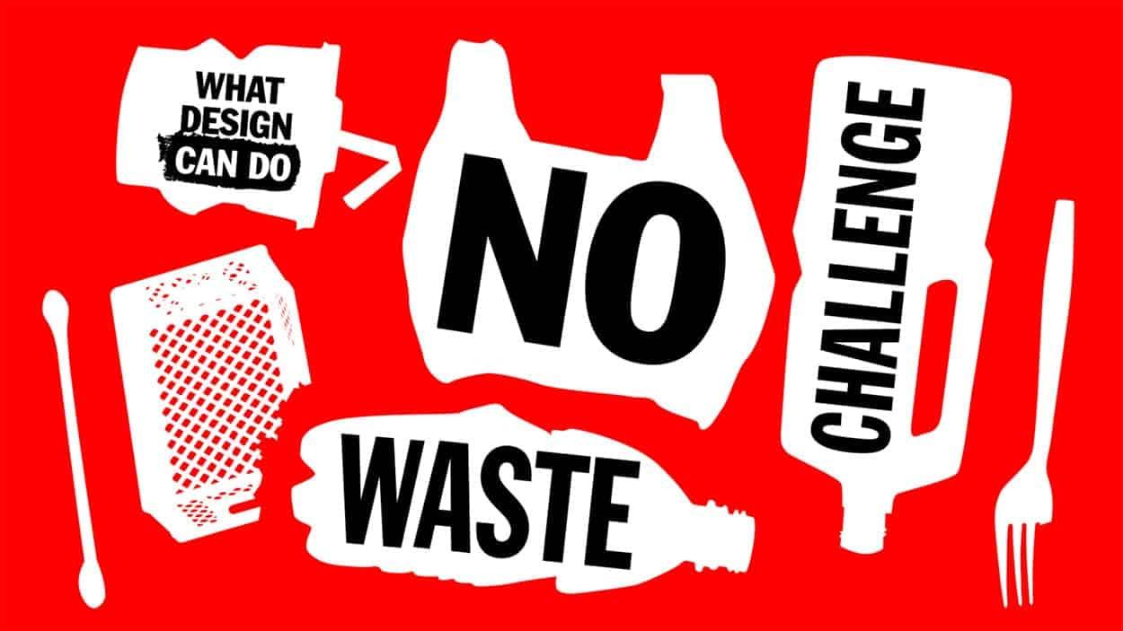 Concurso internacional No Waste busca soluções orientadas para o design visando reduzir o desperdício de recursos e repensar o ciclo de consumo