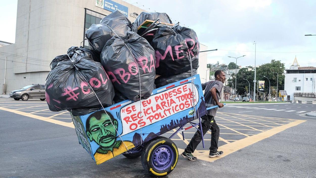 Competição global de design tem como objetivo enfrentar um dos problemas mais urgentes do nosso tempo: o desperdício